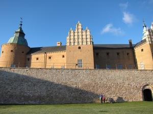 PB&J at Kalmar Castle