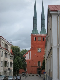 Vaxjo (downtown)