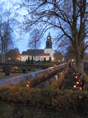 Almhult (All Saints Day)