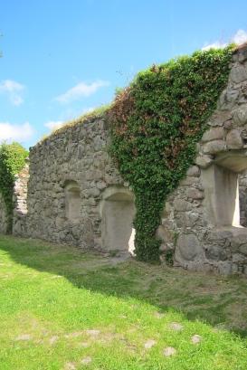 Vines cover the Broken Castle