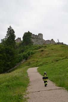 K Storms the Castle