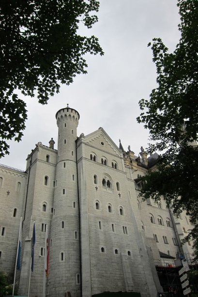 Wall of Fairytale Castle