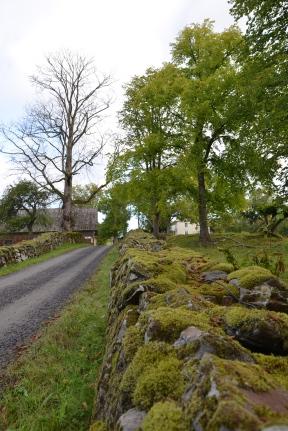 Rock Wall Farm Road