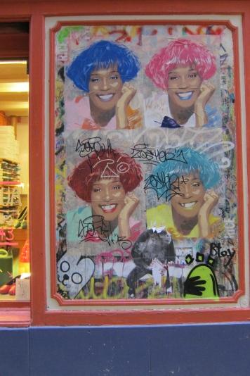Whitney x 4