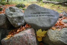 The Rocks Talk.